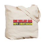 Rylla's Dollar Gas Tote Bag
