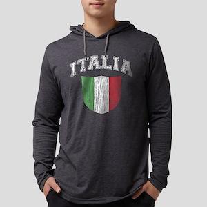 ITALIA (dark shirts) Long Sleeve T-Shirt