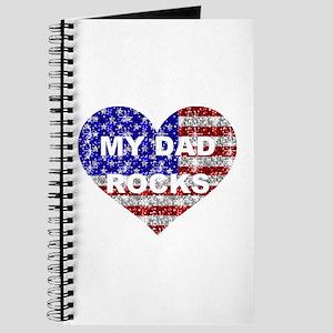 MY DAD ROCKS Journal