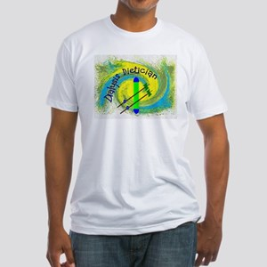 Social Worker Fitted T-Shirt