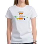 Better Than A Latte Women's T-Shirt