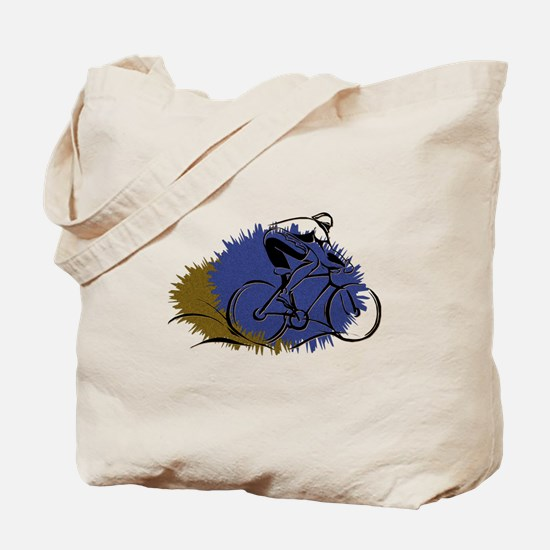 Cycling D1 Tote Bag
