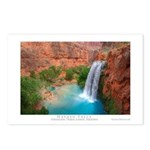 Havasu Falls Postcards (Package of 8)