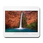 Mooney Falls and Pool Mousepad
