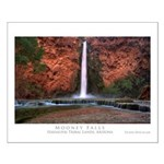 Mooney Falls Small Poster
