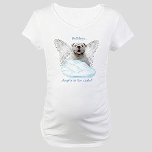 Bulldog 6 Maternity T-Shirt