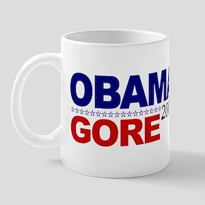 Obama Gore 08 Mug