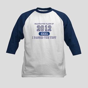 2012 Class Kids Baseball Jersey