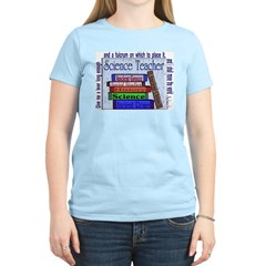 Teachers Women's Light T-Shirt