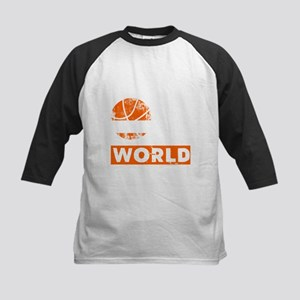 Play Basketball And Change The World Baseball Jers