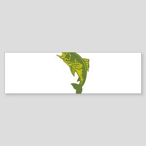 Trout Bumper Sticker