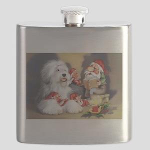 christmas cards Flask