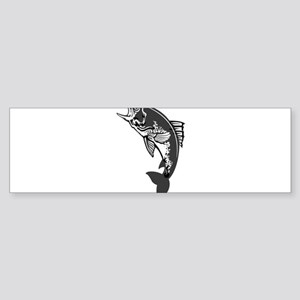 Trout Bumper Sticker