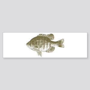 Bluegill Bumper Sticker