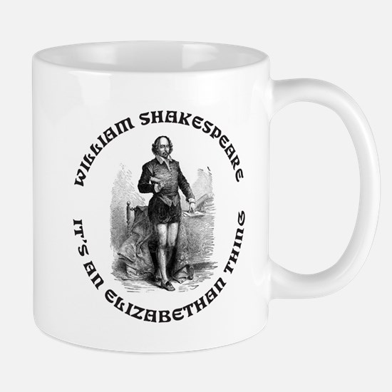 WILLIAM SHAKESPEARE T-SHIRTS Mug
