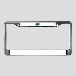 Tarpon Fish License Plate Frame