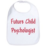 Future Child Psychologist Bib