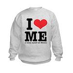 I Love ME Kids Sweatshirt