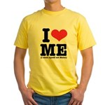 I Love ME Yellow T-Shirt