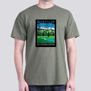 Bear Valley Village - Dark T-Shirt