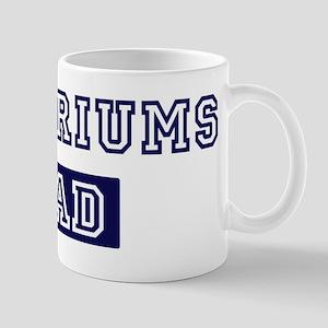 Aquariums dad Mug