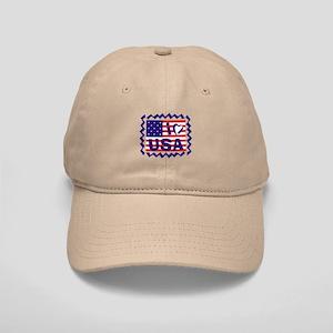 I LOVE USA Cap