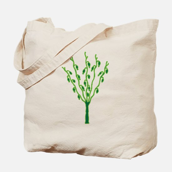 Navajo Tree (of Life) Tote Bag