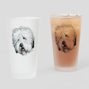 Sweet Sheepie Drinking Glass