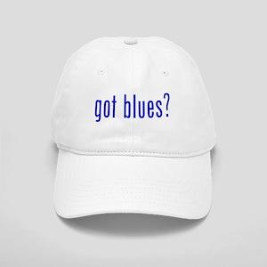 got blues? Cap