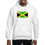 Jamaica Jamaican Flag Hooded Sweatshirt