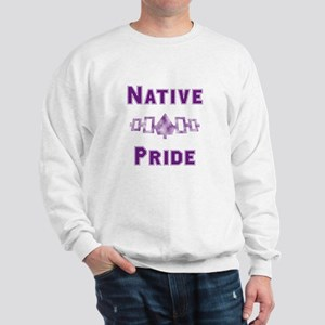 Hiawatha Native Pride Sweatshirt