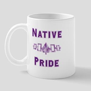 Hiawatha Native Pride Mug