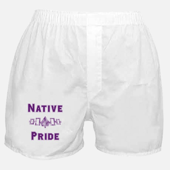 Hiawatha Native Pride Boxer Shorts