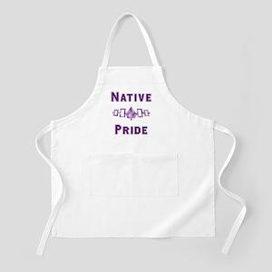 Hiawatha Native Pride BBQ Apron