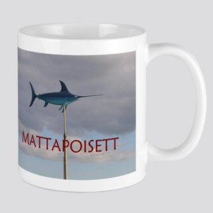 Mattapoisett Swordfish Mug