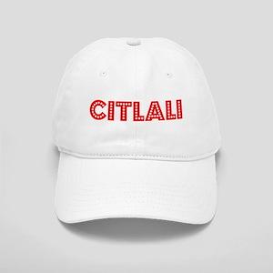 Retro Citlali (Red) Cap