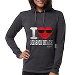 I Love Mission Beach Long Sleeve T-Shirt
