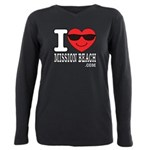 I Love Mission Beach T-Shirt