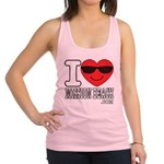 I Love Mission Beach Tank Top