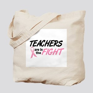 Teachers In The Fight Tote Bag