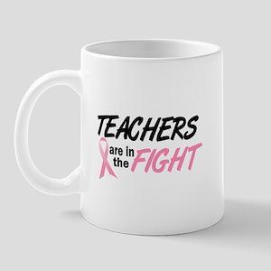 Teachers In The Fight Mug