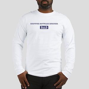 Computer Software Engineer da Long Sleeve T-Shirt