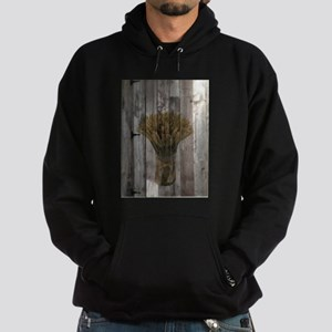 barnwood wheat western country Sweatshirt