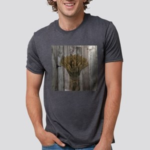 barnwood wheat western country T-Shirt