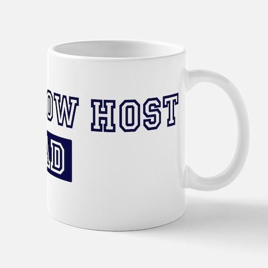 Game Show Host dad Mug