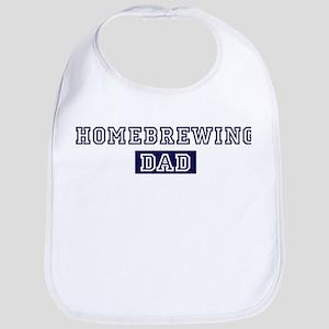 Homebrewing dad Bib