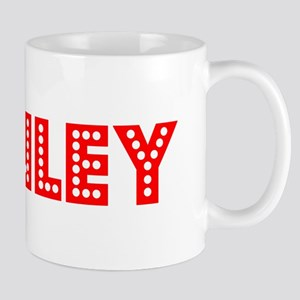Retro Conley (Red) Mug