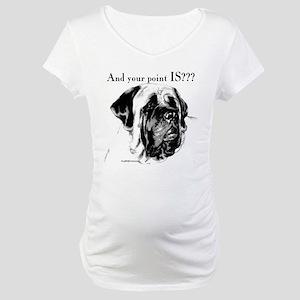 Mastiff 135 Maternity T-Shirt