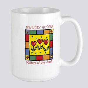 Large Healthy Hotties Mug