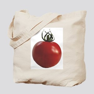 Tomato & Leaves Tote Bag